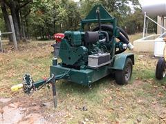 Pioneer Portable Water Pump