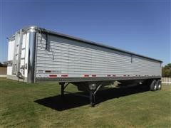 2019 Timpte 42' T/A Grain Hopper Trailer