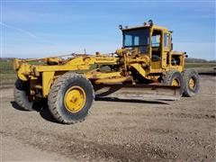 Caterpillar CAT 12 Motor Grader