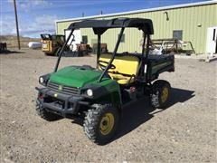 2012 John Deere 855 Gator XUV 4x4 UTV