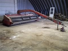 Case IH 8370 Swing Arm Windrower