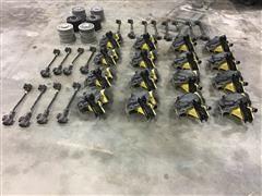 John Deere Precision Planting Mini Hoppers W/Cable Drives & Plates