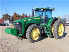 2009 John Deere 8330 Tractor