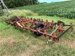 Brady 3-Pt Field Cultivator