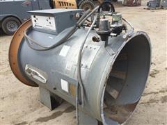 Airstream Dryer Fan w/ Burner