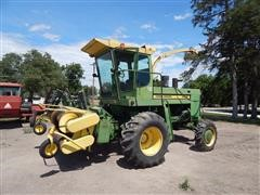John Deere 5400 Forage Harvester And 5 1/2 Foot Head