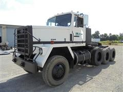 1980 AM General M920 20 Ton 8X6 Tractor Truck