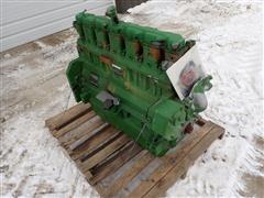 John Deere 8.1 Liter 9550 Combine Engine Long Block