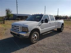 2003 Ford F350 XLT 4x4 Crew Cab Dually Pickup