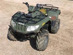 2008 Arctic Cat 700EFI 4x4 ATV