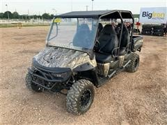 2018 Mahindra MCC0750KG1 Retriever 750 4WD UTV