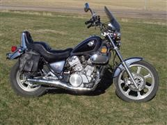2000 Kawasaki Vulcan 750 Liquid Cooled Motorcycle
