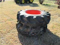 18.4-30 Traction Tires & Rims