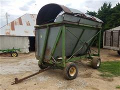Dayton Silage Dump Wagon