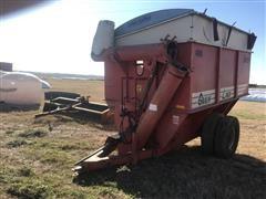 Hutch 400 Bushel Grain Liner Grain Cart