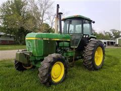 1980 John Deere 4640 MFWD Tractor