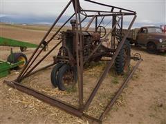International 60 2WD Tractor