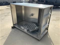 Captiveaire Commercial Stainless Steel Exhaust Hood