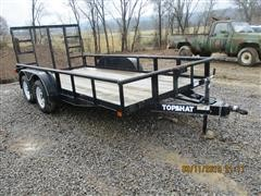 2009 Top Hat T/A Utility Trailer