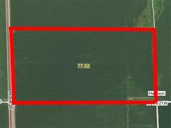 80+/- Acres Gosper County, NE
