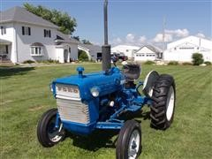 1968 Ford 21022A 2WD Tractor