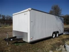 2007 Pace 8520TA2 8' X 20' T/A Cargo Trailer