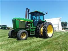 1992 John Deere 4455 2WD Tractor