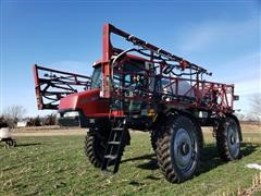 2008 Case IH Patriot 3320 Self-Propelled Sprayer