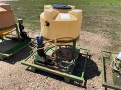 Pulsa KWPLGA001 Chemigation Pump W/Tank