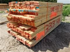 Bundle Of Lumber - Studs