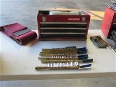 Craftsman Tool Boxes w/Tools