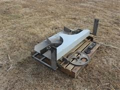 Mechanical Drive Dual Spinner Chaff Spreader