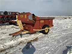Schuler 125B Feeder Wagon