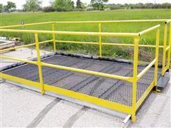 Steel Cat Walk Platform