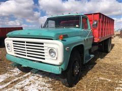 1970 Ford 600 Grain Truck