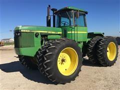 1982 John Deere 8650 4WD Articulated Tractor