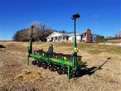 John Deere 1700 6 Row Planter Bigiron Auctions