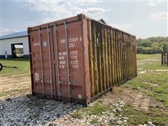 Triton CX03-20TTN Shipping Container/storage Unit
