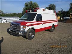 2010 Ford 3SD Ambulance