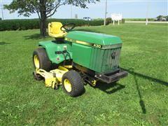 1992 John Deere 430 Lawn Mower