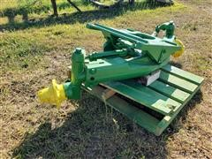 John Deere Tractor Wide Front