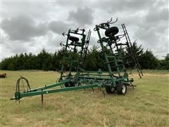 Baker 6100 Field Cultivator With Harrows