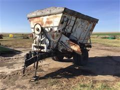 Harsh Mobile Mix Feed Wagon