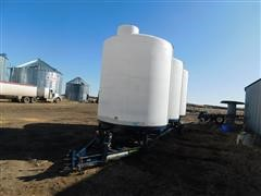 Schaben Portable Cone-Bottom Fertilizer Tanks
