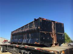 Midland Dump Truck Box With Hoist