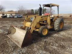 New Holland 445D Compact Utility Loader Tractor