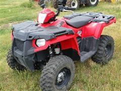 2014 Polaris 570 AWD ATV