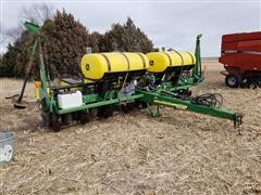 "John Deere 1750 8 Row 30"" Planter"
