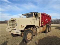 1984 AM General M923 Feed Truck
