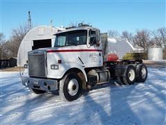 1984 White/Volvo WCM64 T/A Truck Tractor